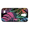 Leaves Tropical Jungle Pattern Samsung Galaxy S4 Mini (GT-I9190) Hardshell Case  View1