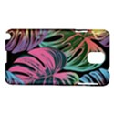 Leaves Tropical Jungle Pattern Samsung Galaxy Note 3 N9005 Hardshell Case View1
