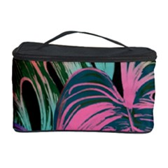 Leaves Tropical Jungle Pattern Cosmetic Storage