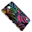 Leaves Tropical Jungle Pattern Samsung Galaxy Tab 4 (8 ) Hardshell Case  View5