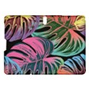 Leaves Tropical Jungle Pattern Samsung Galaxy Tab S (10.5 ) Hardshell Case  View1
