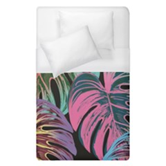 Leaves Tropical Jungle Pattern Duvet Cover (single Size)