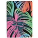 Leaves Tropical Jungle Pattern Apple iPad Pro 9.7   Flip Case View1