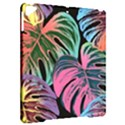 Leaves Tropical Jungle Pattern Apple iPad Pro 9.7   Hardshell Case View2