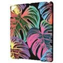 Leaves Tropical Jungle Pattern Apple iPad Pro 9.7   Hardshell Case View3
