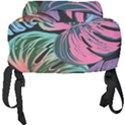 Leaves Tropical Jungle Pattern Full Print Backpack View4
