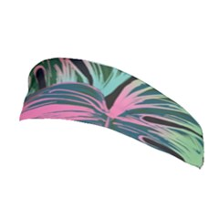 Leaves Tropical Jungle Pattern Stretchable Headband