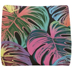 Leaves Tropical Jungle Pattern Seat Cushion