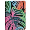 Leaves Tropical Jungle Pattern Apple iPad Pro 10.5   Flip Case View1