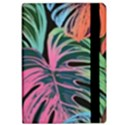 Leaves Tropical Jungle Pattern Apple iPad Pro 10.5   Flip Case View2