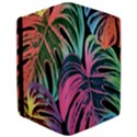 Leaves Tropical Jungle Pattern Apple iPad Pro 10.5   Flip Case View3