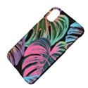 Leaves Tropical Jungle Pattern Apple iPhone X Hardshell Case View4