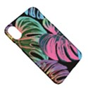 Leaves Tropical Jungle Pattern Apple iPhone X Hardshell Case View5