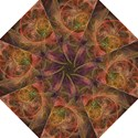 Abstract Colorful Art Design Straight Umbrellas View1