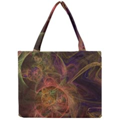 Abstract Colorful Art Design Mini Tote Bag