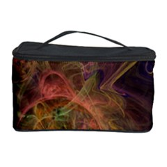 Abstract Colorful Art Design Cosmetic Storage