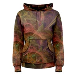 Abstract Colorful Art Design Women s Pullover Hoodie