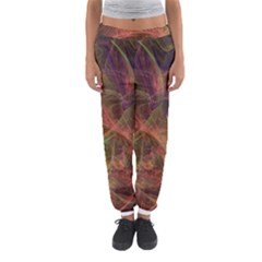 Abstract Colorful Art Design Women s Jogger Sweatpants