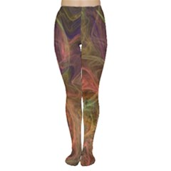 Abstract Colorful Art Design Tights
