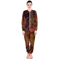 Abstract Colorful Art Design Onepiece Jumpsuit (ladies)