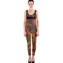 Abstract Colorful Art Design One Piece Catsuit