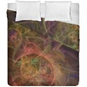 Abstract Colorful Art Design Duvet Cover Double Side (California King Size) View1