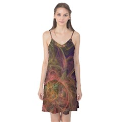 Abstract Colorful Art Design Camis Nightgown