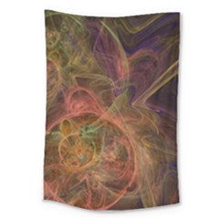 Abstract Colorful Art Design Large Tapestry