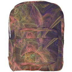 Abstract Colorful Art Design Full Print Backpack