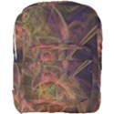 Abstract Colorful Art Design Full Print Backpack View1