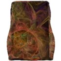 Abstract Colorful Art Design Car Seat Velour Cushion  View2