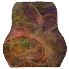 Abstract Colorful Art Design Car Seat Back Cushion