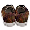 Abstract Colorful Art Design Men s Low Top Canvas Sneakers View4
