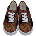 Abstract Colorful Art Design Kids  Classic Low Top Sneakers View1