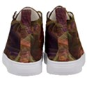 Abstract Colorful Art Design Kid s Mid-Top Canvas Sneakers View4