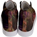 Abstract Colorful Art Design Kid s Hi-Top Skate Sneakers View4