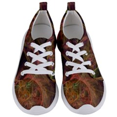 Abstract Colorful Art Design Women s Lightweight Sports Shoes