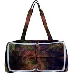 Abstract Colorful Art Design Multi Function Bag