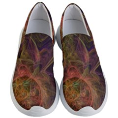 Abstract Colorful Art Design Women s Lightweight Slip Ons