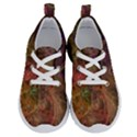 Abstract Colorful Art Design Running Shoes View1