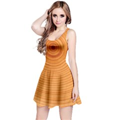 Rings Wood Line Reversible Sleeveless Dress