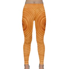 Rings Wood Line Classic Yoga Leggings