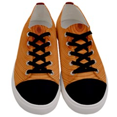 Rings Wood Line Men s Low Top Canvas Sneakers
