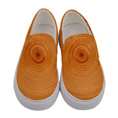 Rings Wood Line Women s Canvas Slip Ons