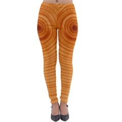 Rings Wood Line Lightweight Velour Leggings