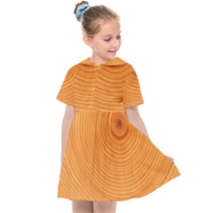 Rings Wood Line Kids  Sailor Dress