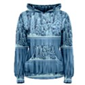 Snowy Forest Reflection Lake Women s Pullover Hoodie View1