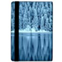 Snowy Forest Reflection Lake Apple iPad Pro 9.7   Flip Case View4