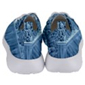 Snowy Forest Reflection Lake Women s Lightweight Sports Shoes View4