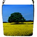 Tree In Field Removable Flap Cover (S) View1